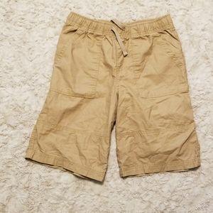Boys Circo khaki cargo shorts